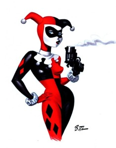 -1st pic- Harley Quinn - By Bruce Timm