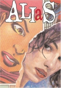 Alias Issue 23 Cover - By David Mack