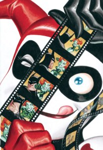 Harley & Ivy Issue 3 Cover - By Bruce Timm