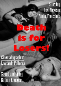 Death is for Losers! - Poster